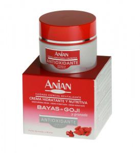Anian Goji bogyó és gránátalma hidratáló és tápláló arckrém
