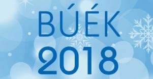 Kellemes karácsonyi ünnepeket és boldog 2018-es esztendőt